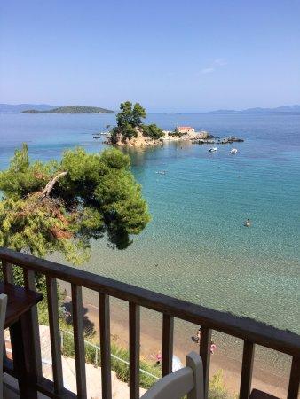 Agios Nikolaos, Hellas: View
