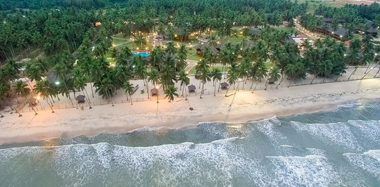 Western, Ghana: Beautiful Aerial photograph