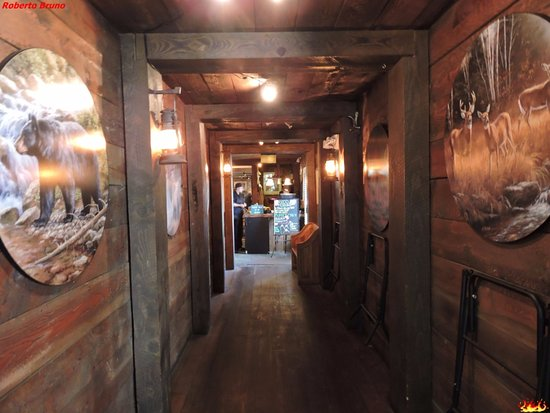 Yellowstone Mine : Ingresso