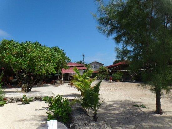 Utila, Honduras: The facility