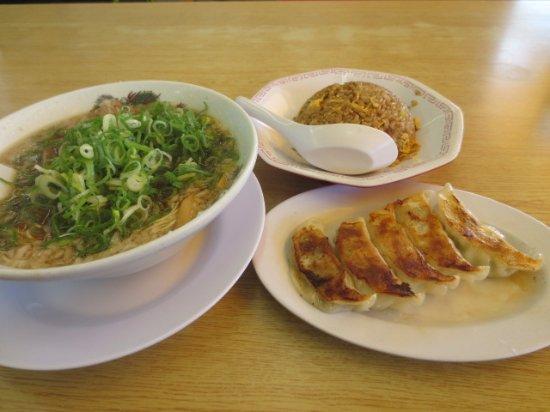 Yasu, اليابان: がっつりA定食