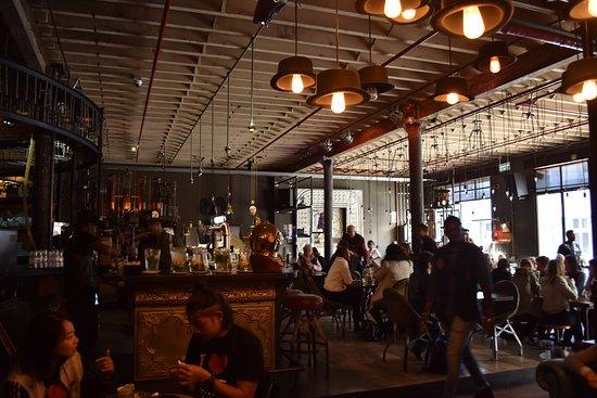 Steampunk Florentine Bild Von Truth Coffee Hq Kapstadt Zentrum