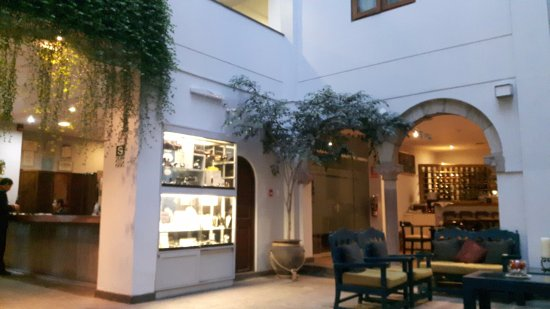 San Agustin International Hotel: interno