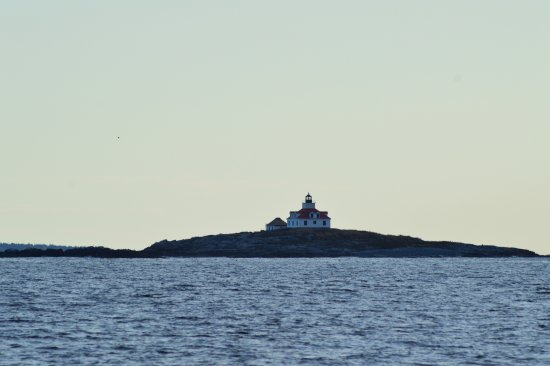Winter Harbor, ME: Egg Island Lighthouse