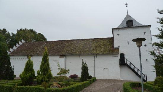 Ormslev Church