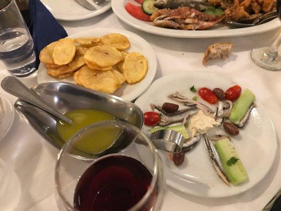 Taverna Psaropoula ภาพถ่าย
