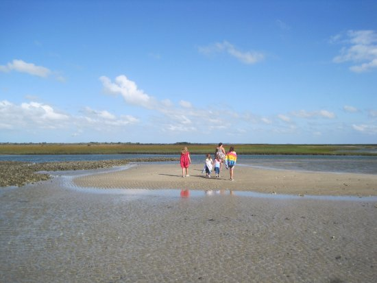 Beaufort, Kuzey Carolina: Shackleford Banks