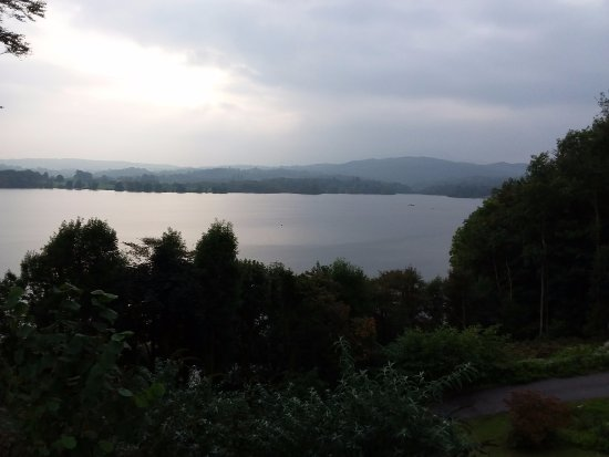 The Samling Hotel: View from the terrace