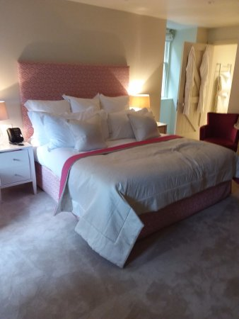The Samling Hotel: Derwent Water Bedroom