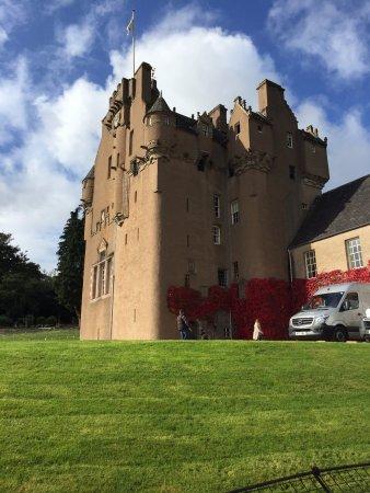 Banchory, UK: Cathes Castle