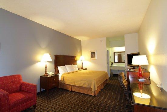 คิงส์ตัน, นอร์ทแคโรไลนา: One King Bed