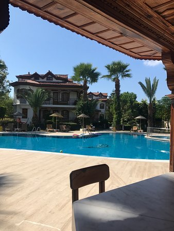 Asur Hotel & Aparts & Villas: Asur Apartments Swimming Pool
