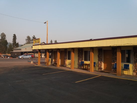 Chemult, OR: Budget Inn Motel