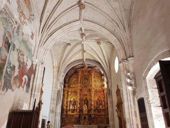 Cuellar, Ισπανία: Capilla de la Magdalena