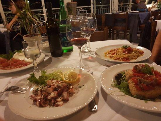 Ristorante Il Borgo: table