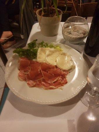 Ristorante Il Borgo: prosciutto