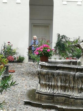 Gästehaus im Priesterseminar Salzburg Foto