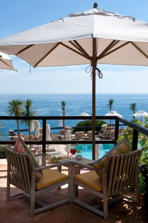 Hotel Il Pellicano: Bar All'Aperto
