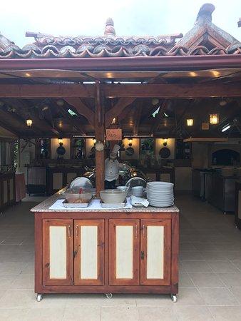 Asur Hotel & Aparts & Villas: Asur Hotel, Open Buffett Restaurant