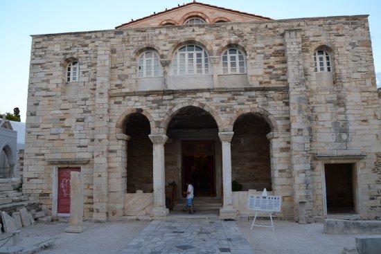 Panayia Ekatondapiliani Cathedral Resmi