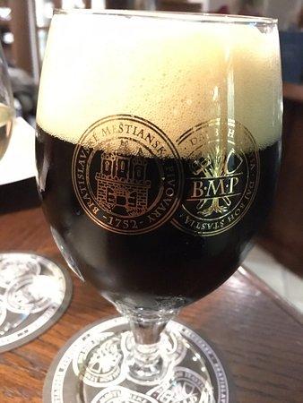Bratislavsky Mestiansky pivovar: Brewed onsite ale :-)