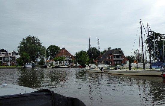 Waterpark Terherne, Botenverhuur (Schiffsvermietung)
