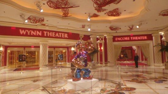 Wynn Las Vegas Casino: Interior