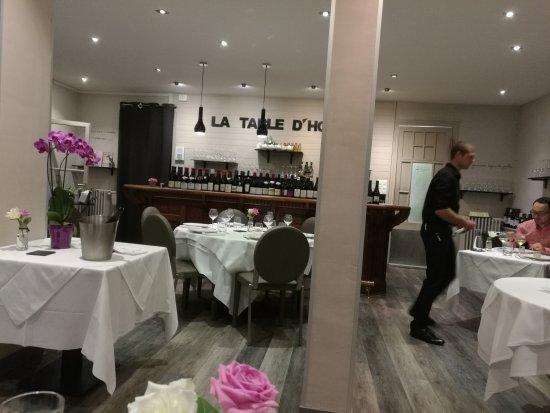 restaurant la table d'hotes, ouistreham - restaurant reviews