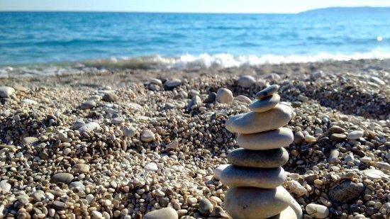 Lourdata, Grèce : Lovely beach