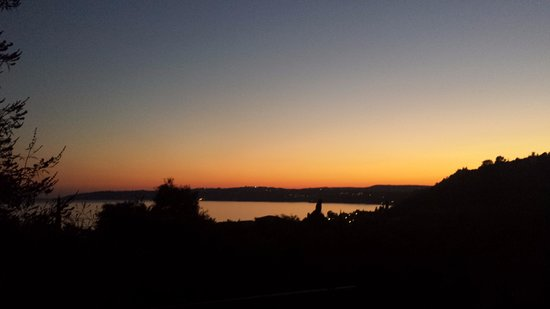 Lourdata, Greece: Sunset