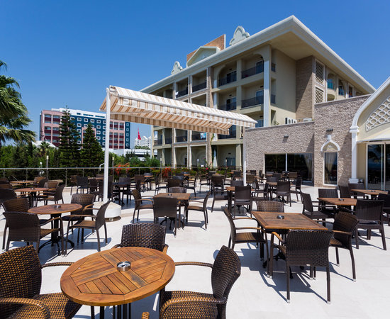 Hotel Adalya Resort Evrenseki