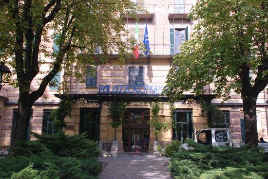 Palazzo dei Congressi - Ex Grand Hotel des Thermes
