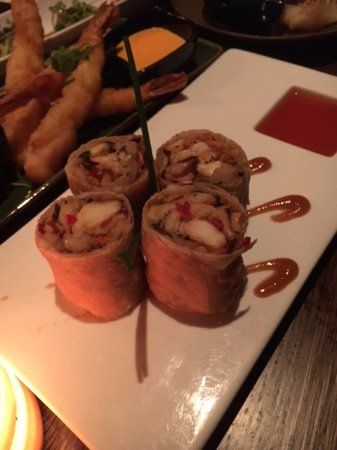 Tao: Lobster Spring Roll
