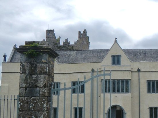 Carrick-on-Suir, Irlanda: Well worth the wait to see this Tudor House/Castle