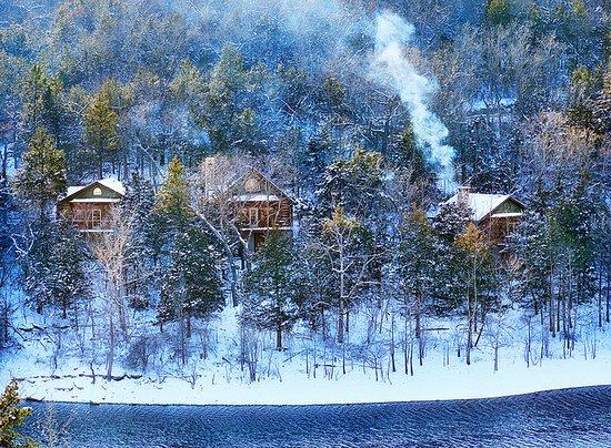 Branson, MO: Winter at Big Cedar Lodge