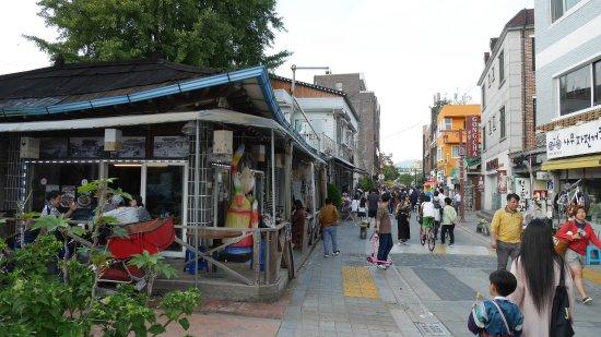 Haenggung-gil Street