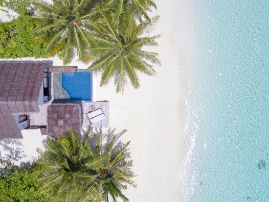 Bandos: Jacuzzi Pool Villa