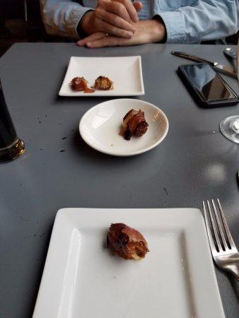 "Django's Restaurant & Wine Bar: ""Date With a Pig"" $7.50"