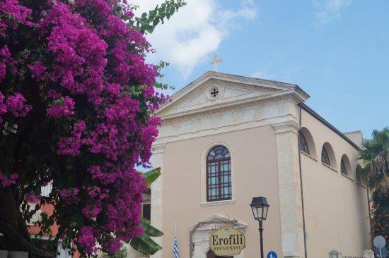 ريثيمنو, اليونان: улицы