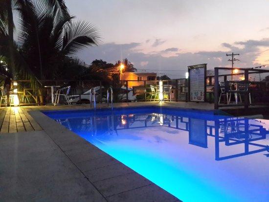 Hotel Santa Lucia Comayagua: Piscina