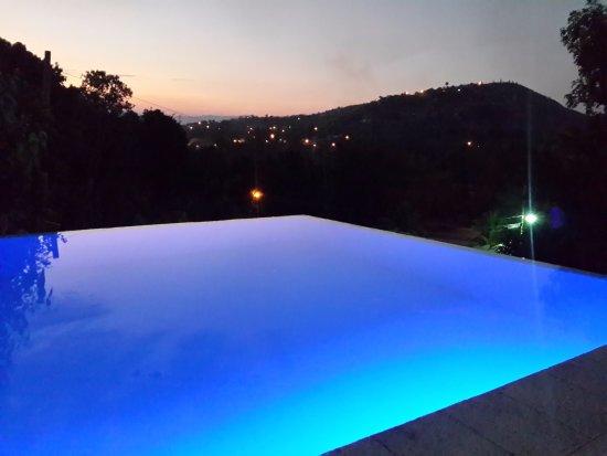 Hotel Santa Lucia Comayagua: Atardecer Hotel Santa Lucia