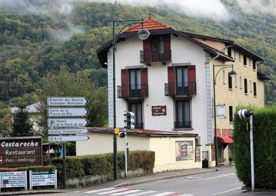 Albertville, Fransa: Hottelt