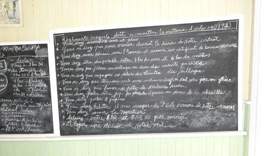 Le Village Quebecois d'Antan: Dur dur a cette époque!