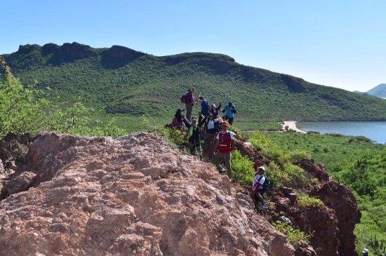 Guasave, Mexico: Senderismo en la Isla de los Poetas con Rutas Trail Sinaloa