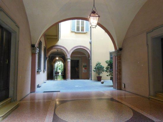 Palazzo Sampieri Talon