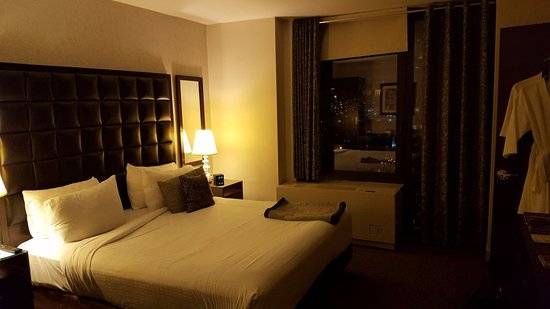 roomy with a view picture of distrikt hotel new york city rh tripadvisor co uk