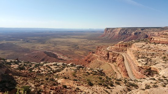 Muley Point Overlook: Muley Point