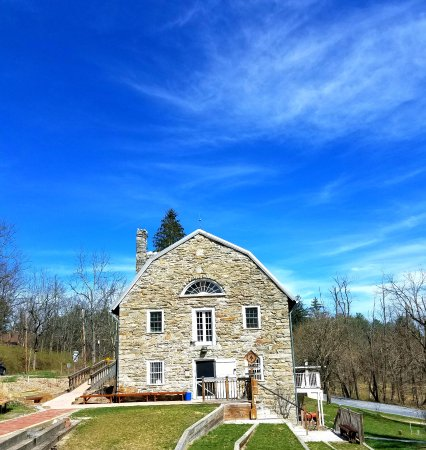 Gardners, PA: Old Grist mill serves as museum