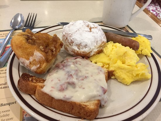 Bird In Hand Family Restaurant : Best Breakfast Ever!