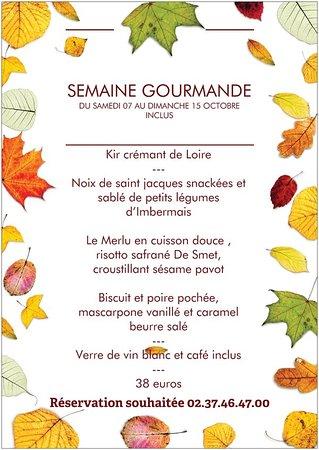 Dreux, Frankrike: semaine gourmande 2017